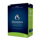 Nuance Dragon NaturallySpeaking v.11.0 Legal