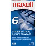 Maxell Standard VHS Videocassettes 214011C