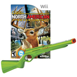 Activision Cabela's North American Adventures 2011 with Gun
