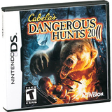 Activision Cabela's Dangerous Hunts 2011