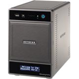 Netgear RNDU4220-100NAS 4TB (2 X 2TB) ReadyNAS Ultra 4 Desktop Storage System With iSCSI