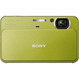 Sony Cyber-shot DSC-T99 14.1 Megapixel Compact Camera - 4.43 mm-17.70 mm - Green