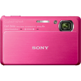Sony Cyber-shot DSC-TX9 12.2 Megapixel 3D Compact Camera - 4.43 mm-17.70 mm - Red
