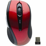 Gear Head OM6500WT Mouse - Optical Wireless - Red