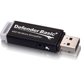 Kanguru Defender Basic KDFB-128G Flash Drive - 128 GB - KDFB128G