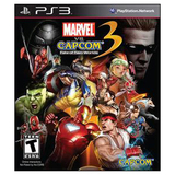 Capcom MARVEL VS. CAPCOM 3: Fate of Two Worlds