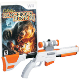 Activision Cabela's Dangerous Hunts 2011 With Gun