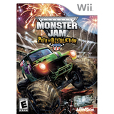 Activision Monster Jam: Path of Destruction With Steering Wheel - 1 User
