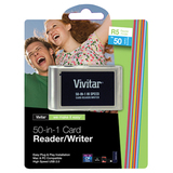 Vivitar RW-50 Flash Reader/Writer - VIVRW50