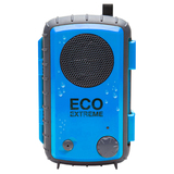 Grace Digital ECOXGEAR Eco Extreme GDI-AQCSE102 Rugged Waterproof Case with Built-in Speaker for Smartphones (Blue)