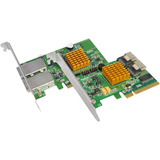 HighPoint RocketRAID 2710 SAS RAID Controller - Serial Attached SCSI, Serial ATA/600 - PCI Express 2.0 x8 - Plug-in Card