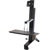 Ergotron WorkFit-S 33-344-200 Display Stand - 33344200