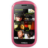 Xentris Snap-on 63-0250-01-TQ Skin for Smartphone - Pink