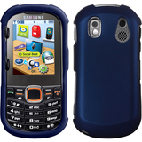 Xentris Snap-on 63-0343-01-TQ Skin for Cellphone - Blue