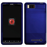 Xentris Snap-on 63-0355-01-TQ Skin for Smartphone - Blue