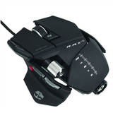 Cyborg R.A.T. 5 Mouse - Laser - Wired - Black