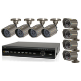 Q-see QT426-818-5 Video Surveillance System