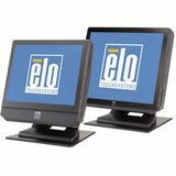 Elo B2 All-in-One Computer - Intel Atom D510 1.66 GHz - Desktop - Dark Gray E614593