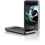 Coby MP827 4 GB Flash Portable Media Player MP827-4GBLK