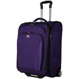 American Tourister iLite DLX 41762-1717 Travel/Luggage Case for Multi Purpose - Purple
