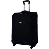 American Tourister iLite DLX 41765-1041 Travel/Luggage Case for Multi Purpose - Black