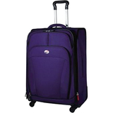 American Tourister iLite DLX 41765-1041 Travel/Luggage Case for Multi Purpose - Purple