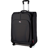 American Tourister iLite DLX 41766-1041 Travel/Luggage Case for Multi Purpose - Black