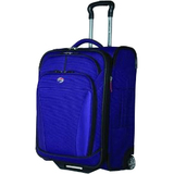 American Tourister iLite DLX 41766-1717 Travel/Luggage Case for Multi Purpose - Purple
