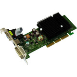 PNY VCG62512SAPB GeForce 6200 Graphics Card - AGP - 512 MB DDR2 SDRAM