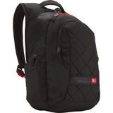 Case Logic DLBP-116BLACK Notebook Case - Backpack - Black - DLBP116BLACK