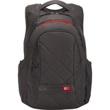 Case Logic DLBP-116DARKGRAY Notebook Case - Backpack - Dark Gray