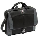 SwissGear SHERPA Carrying Case for 17' Notebook - Gray