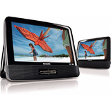 Philips PD9012 Car DVD Player - Headrest-mountable