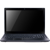 Acer Aspire AS5742Z-4685 15.6' Notebook - Pentium P6100 2 GHz - Black