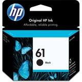 HP No. 61 Ink Cartridge - Black - CH561WN