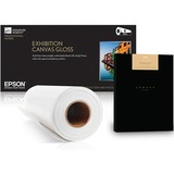 Epson S042333 Fine Art Paper - 17' x 50 ft - Smooth, Matte
