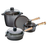 674005 - Range Kleen Berndes Tradition 674005 Cookware Set