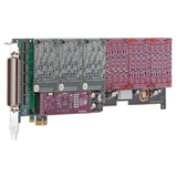 Digium 1AEX2400ELF 24-Port Modular Analog Voice Board 1AEX2400ELF