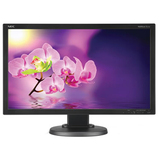 "NEC Display MultiSync E231W 23"" LED LCD Monitor - 16:9 - 5 ms E231W-BK"