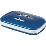 Manhattan Hi-Speed USB 2.0 Ultra Hub 161039