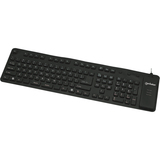 MANHATTAN 177436 Keyboard - Wired - Black - 177436