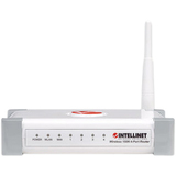 INTELLINET Network Solutions 524445 Wireless Broadband Router - 150 Mbps