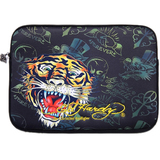 Ed Hardy EC05BBLTGR Carrying Case for 16' Notebook - Black