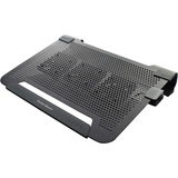 Cooler Master NotePal U3 - Laptop Cooling Pad with Three Configurable 80mm Fans R9-NBC-8PCK-GP