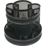 BSN62886 - Business Source Rotary Mesh Organizer