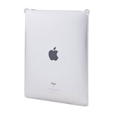Simplism TR-CGIPAD-CL/EN Tablet PC Case - Polycarbonate - Clear