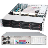 Supermicro SuperChassis SC826E16-R1200LPB Rackmount Enclosure
