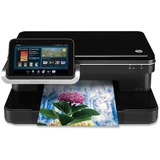 HP Photosmart C510A Inkjet Multifunction Printer - Color - Photo Print - Desktop