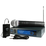 Nady DKW-3 Channel R Wireless Microphone System