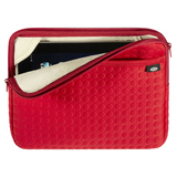 LaCie ForMoa 130995 Tablet PC Case - Sleeve - Neoprene - Red